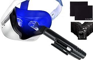 Reinigingsset voor Virtual-Reality-hoofdtelefoon (Oculus Quest 2) (Stift+Lens Cover)