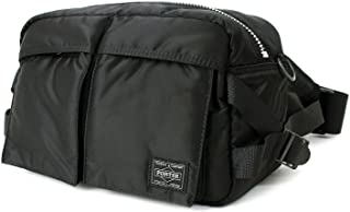 PORTER TANKER WAIST BAG ( 622-08302 ) Black L-size Yoshida Kaban from JAPAN