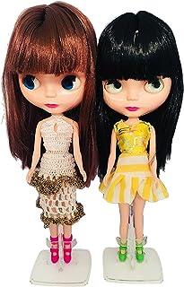女の子のおもちゃ ドール 1/6 bjdドール 人形 30cm 目の四色変換 ブライスカスタム練習用 対応ブライス 服 靴 付