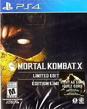 Mortal Kombat X Limited Edition (Ps4) Bilingual