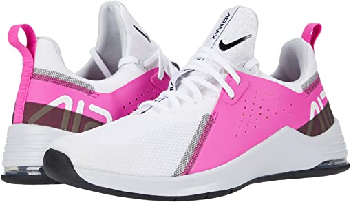 White/Black/Fire Pink/Pure Platinum