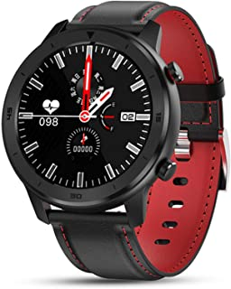 DT78 Waterdichte Fitness Activiteit Tracker Smart Horloge Heren en Dames Draagbare Bluetooth Heart Rate Monitor Full Touch...