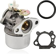 NASIBO 799869 Carburetor Carb Engine for Briggs & Stratton 499059 497586 792253 Pressure washer carborator Rotary 14112 Oregon 50-658 carburetor Lawnmower with Gasket/Choke