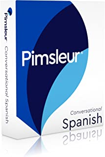 Pimsleur Spanish Conversational Course - Level 1 Lessons 1-16 CD: Learn to Speak and Understand Latin American Spanish with Pimsleur Language Programs (1) (English and Spanish Edition)