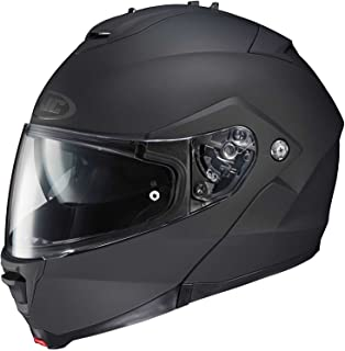 HJC IS-MAX 2 Helmet (Matte Black, Medium)