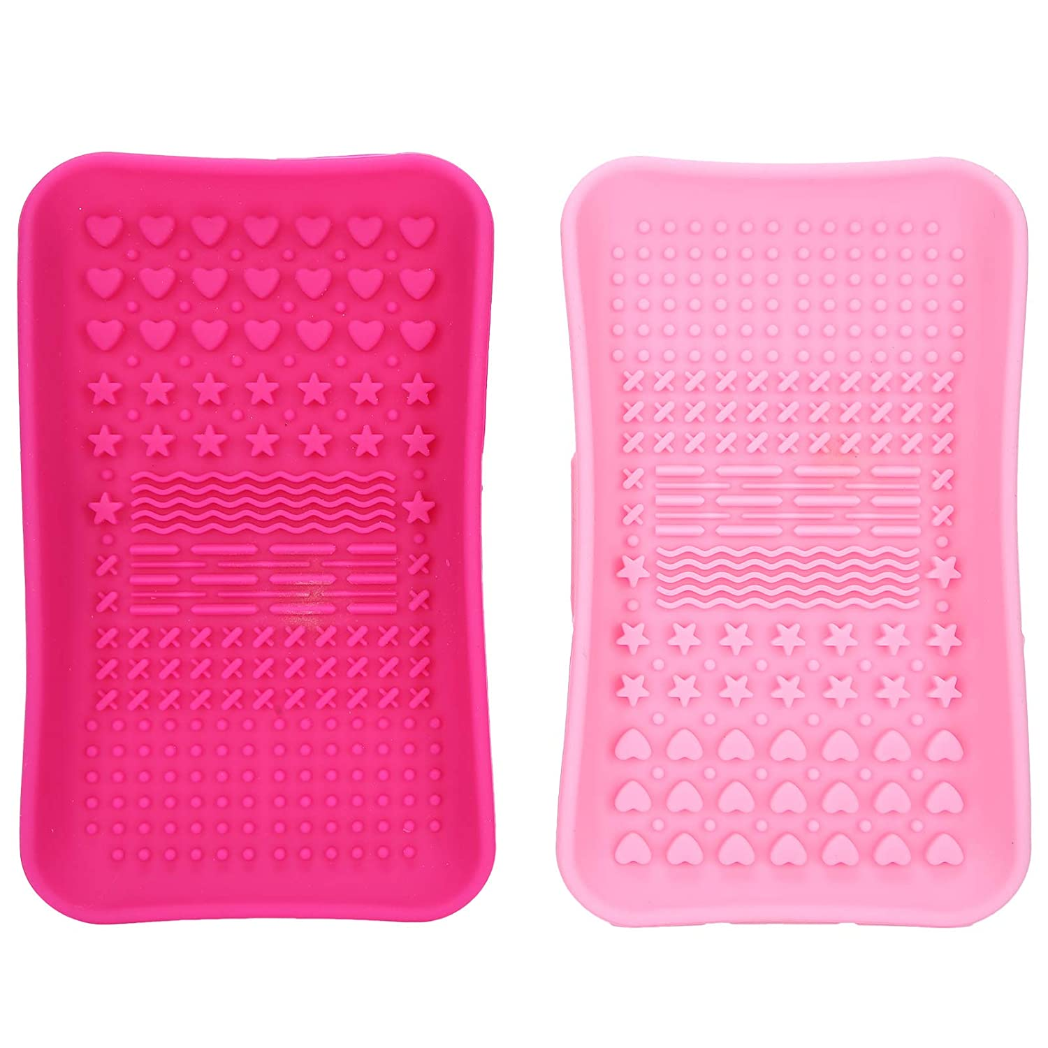 Cheap sale Brush Cleaning Scruber Mat Today's only Silicone Cleaner Bru Makeup Pad