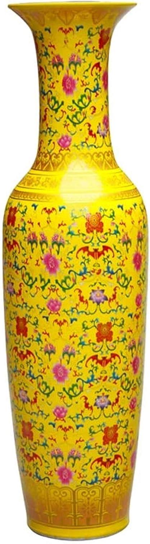 Vase Ceramic Floor Standing Large for Dry Flowers Modern Decorat 40% Save money OFF Cheap Sale