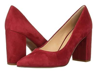 Franco Sarto Palma (Crimson Suede) Women
