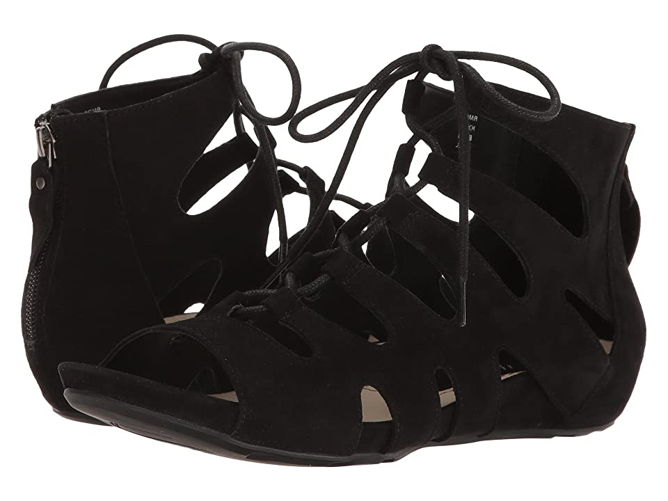 Earth Roma Earthies (Black Suede) Women