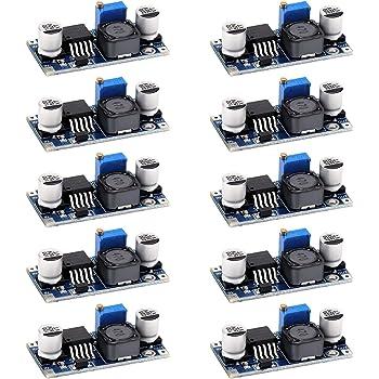 Wimas 10pcs Lm2596 Dc Dc Abwärtswandler 3 0 40v To Elektronik