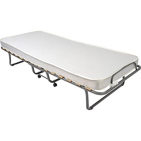 Cama de invitados plegable de Veraflex - Como - con colchón 80 x 190 cm - Incluye funda protectora