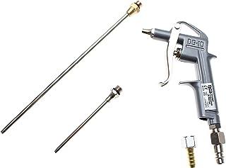 comprar comparacion BGS 3215 | Pistola sopladora | aluminio fundido bajo presión | con 3 boquillas