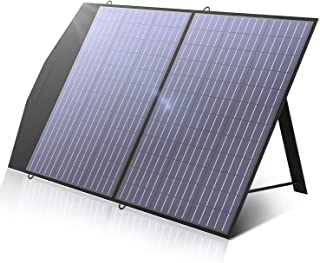 ALLPOWERS 100W Foldable Solar Panel, Foldable Solar Charger with MC-4 Output for Solar Generator, Portable Power Station, ...