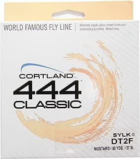 Cortland 444 Sylk Fly Line (DT2F)