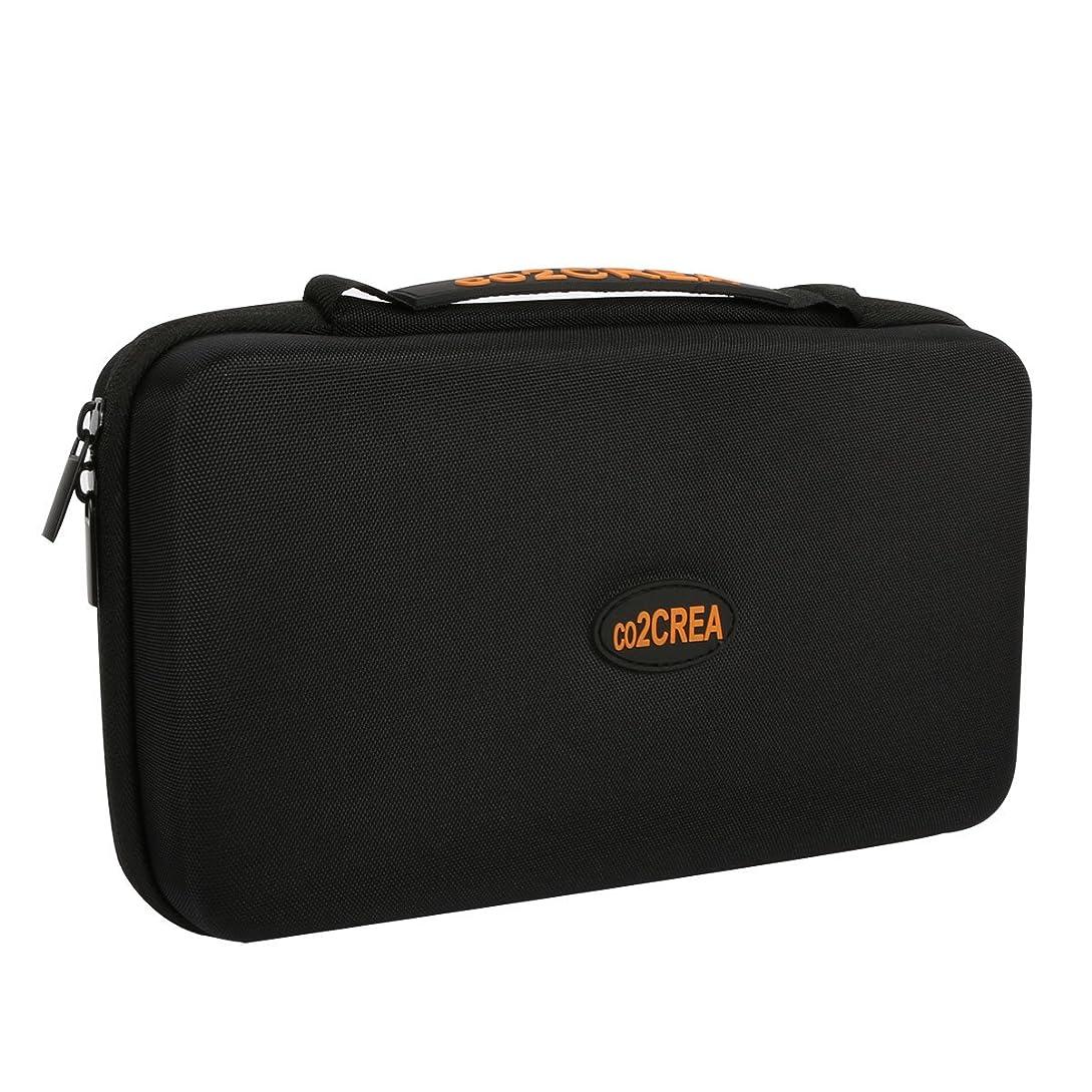 co2CREA Universal Hard Shell EVA Carrying Storage Travel Case Bag for GPS Navigation Garmin nuvi Magellan Tomtom Mio Digital Camera and Small Electronics Extra Large (10x5.8x3.2) ou3124549