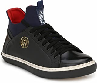 Alberto Torresi Gaton Black+Blue (VICO) Boot