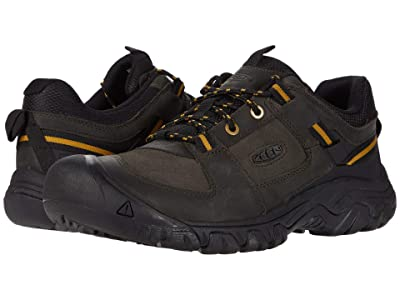 KEEN Targhee III Casual (Black Olive/Harvest Gold) Men