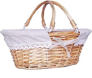 Best shopping basket wicker Reviews