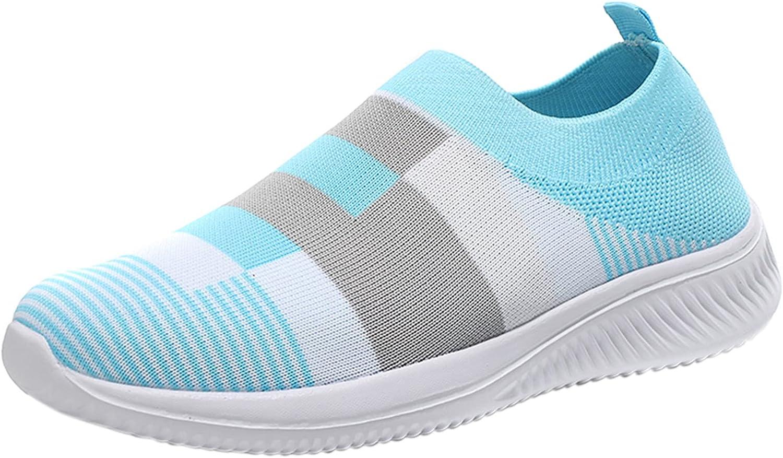 LLXIAO Women's Tulsa Mall Walking Shoes Ranking TOP10 Slip On Sock Lightweight Brea