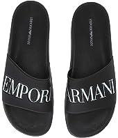 Emporio Armani - Logo Sandal