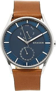 [スカーゲン] 腕時計 メンズ SKAGEN SKW6449 ブラウン/ブルー/シルバー [並行輸入品]
