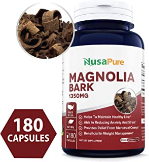 Best magnolia bark vitamin shoppe Reviews