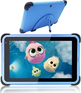Kids Tablet 7 inch 32GB ROM 2GB RAM HD Display WiFi Android 10 Tablet for Kids Kid-Proof Bluetooth Tablets for Kids, Child...