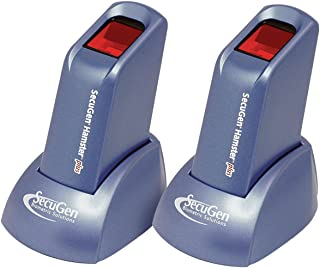 Secugen Hamster Plus Fingerprint Scanner - 2-Pack
