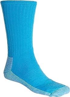 Hiking Crew Socks Men's Medium Cushioned Wool Performance...