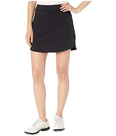Callaway 17 Fast Track Perforated Skort (Caviar) Women