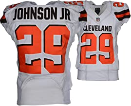 duke johnson browns jersey