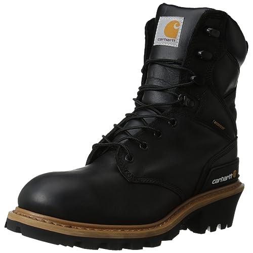 a81174104f68 Carhartt Men s CML8131 8 Inch Soft Toe Boot