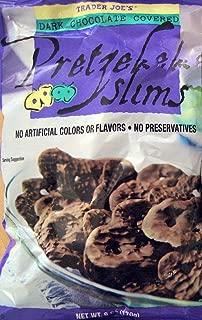 Trader Joes Dark Chocolate Covered Pretzel Slims