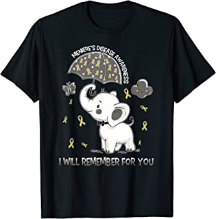 Meniere's Disease Awareness Elephant T-Shirt