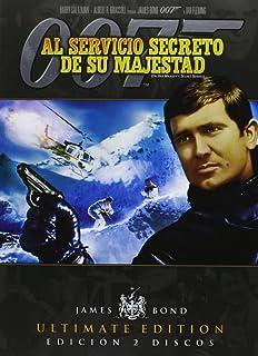 Al Servicio Secreto De Su Majestad (2) [DVD]