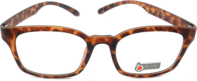 Brial Prescription Eye Glasses Frame Ultem Super Light, Flexible Br 306 C7