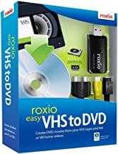Roxio Easy VHS to DVD [Old Version]