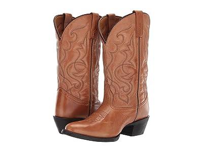 Laredo Maddie (Tan) Cowboy Boots