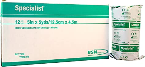Bsn 7369 Specialist Plaster Bandages Extra Fast 5
