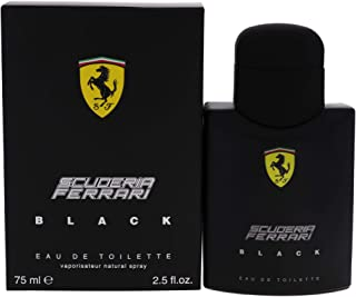 Scuderia Ferrari Black EDT Vapo 75
