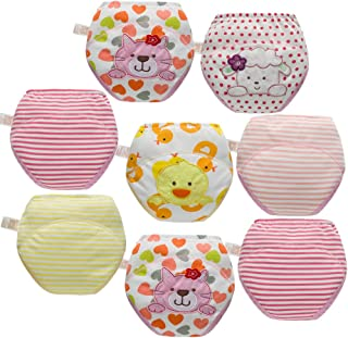 Baby Toddler 4 Layer Assortment Cotton Training Pants