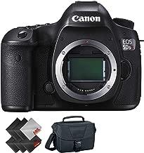 Canon EOS 5DS R DSLR Camera (Body Only) 50.6 MegaPixels - HD Video - International Model - Starter Kit