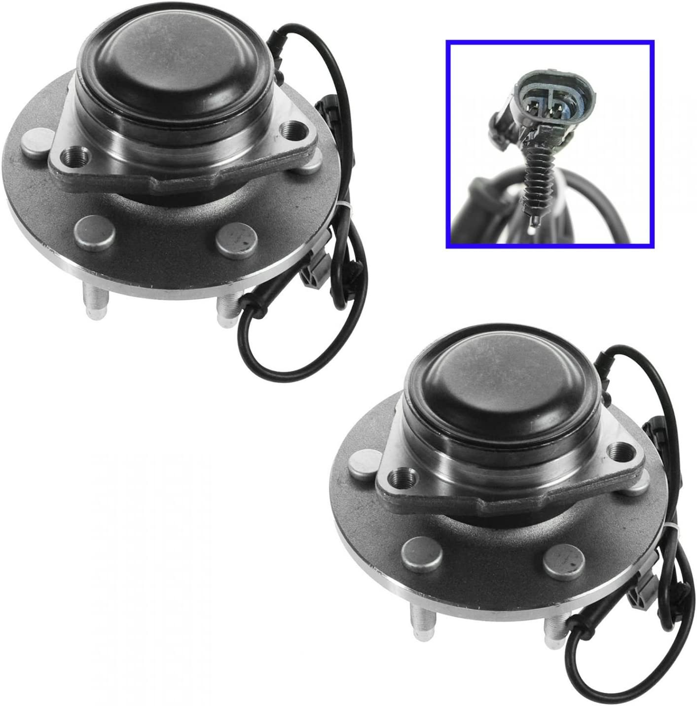 Super popular specialty store Front Wheel Bearing gift Hub Assembly Pair Chevy Tru for GMC Pickup