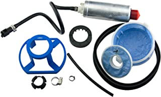 Compatible With Polaris Fuel Pump Rebuild Kit w/Filters 99-04 EFI MSX 140, Genesis & Virage (Includes installation kit)