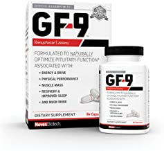 GF-9-84 Count - HGH Boosting Supplements for Men - Human Growth Hormone Booster for Men - HGH Booster for Men - Boost Crit...