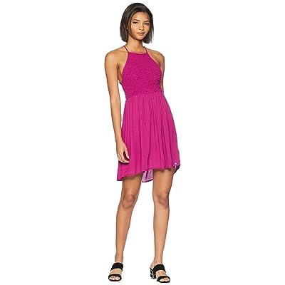 Volcom Haute Stone Dress (Paradise Purple) Women