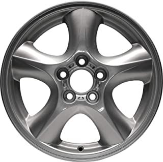 Partsynergy Replacement For New Replica Aluminum Alloy Wheel Rim 16 Inch Fits 2000-2007 Ford Taurus 5-108mm 5 Spokes