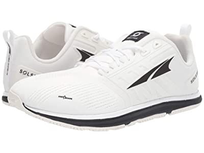 Altra Footwear Solstice XT (White/Black) Men