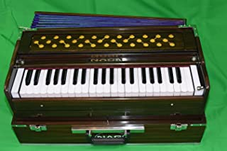 NAGI Brand Professional Harmonium (Portable) with Carry Bag