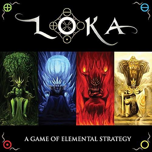 Loka Boardgame (Englische Version)